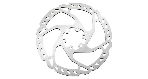 Shimano Deore SM-RT66 Bromsskiva 6 hål silver